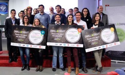 Ganadores de los premios Small & Smart 2015 en MuyPymes 31