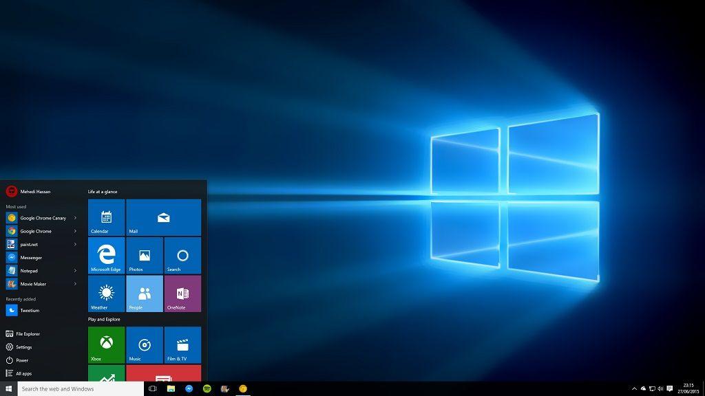 Windows 10 es un Windows XP con diseño plano, dice el VP de Google 28