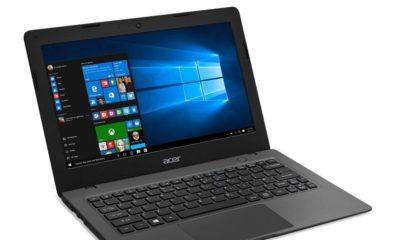 Acer Cloudbook y Windows 10, productividad asegurada 42