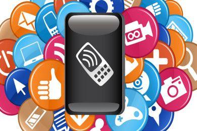 Las diez aplicaciones móviles más populares de 2015