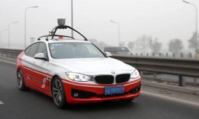 Baidu también se suma a los coches autoconducidos