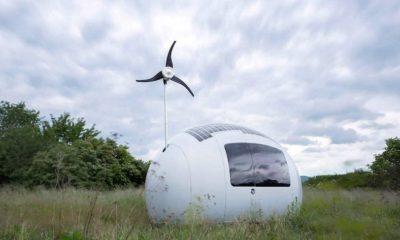 Ecocapsule, una casa sostenible de pequeño tamaño 40