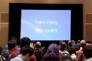 Microsoft liberará bajo código abierto el motor Chakra