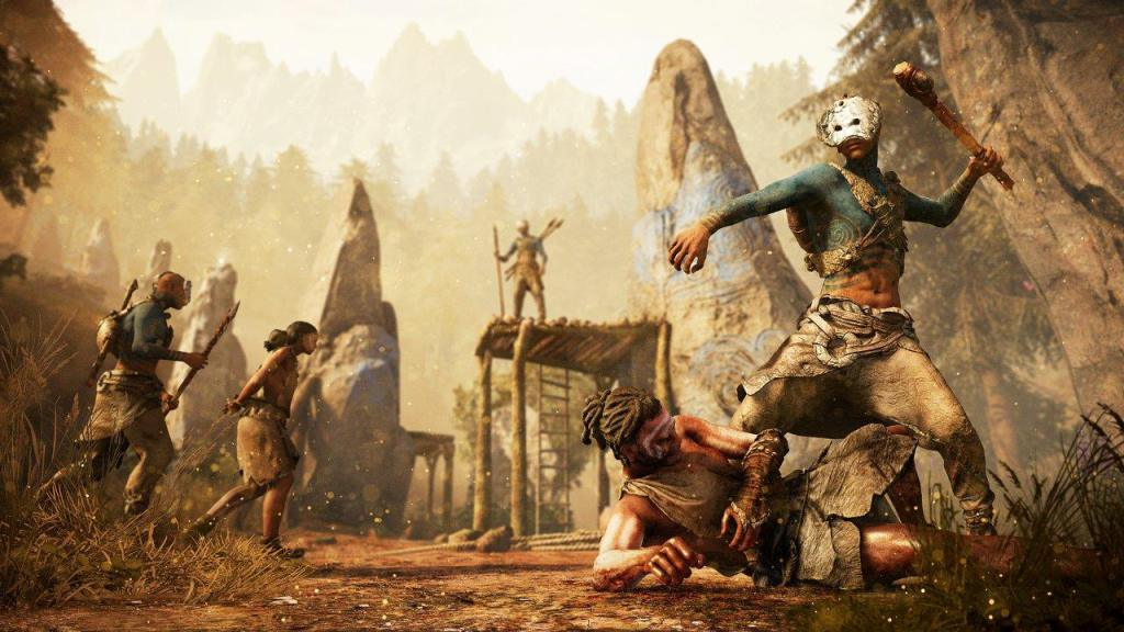 Far Cry Primal va a ser un juego para adultos 28