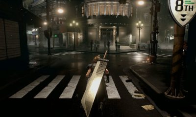 Dos minutos de juego real de Final Fantasy VII Remake 90