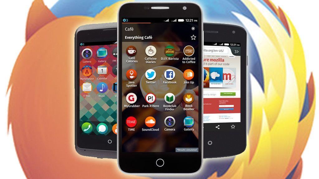 Firefox OS daría el salto a múltiples dispositivos 36