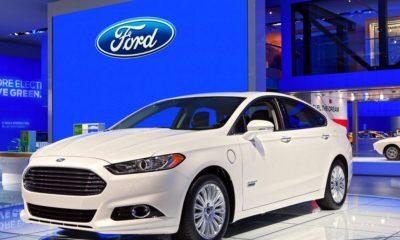 Ford espera fabricar un 40 por ciento de coches eléctricos para 2020