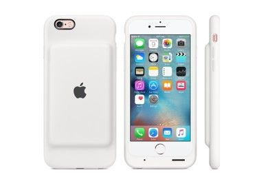 Apple presenta carcasa con batería para iPhone 6