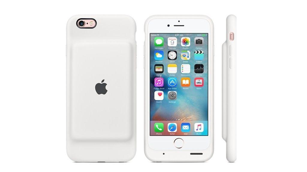 Apple presenta carcasa con batería para iPhone 6 29