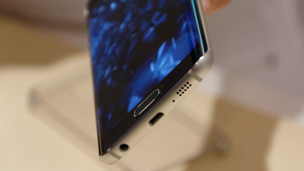 Galaxy S7 con escáner de iris y sensor de presión 28