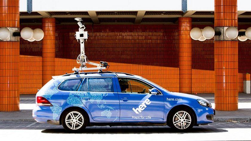 HERE Maps quiere ser la referencia de los vehículos autoconducidos
