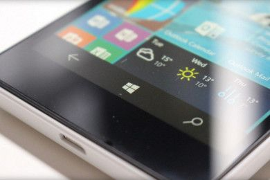 HP Falcon ¿Superphone con Windows 10?