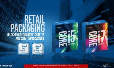 Podremos overclockear los Intel Skylake no K 48