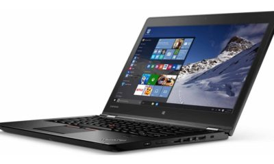 Lenovo ThinkPad P40 Yoga, un potente workstation