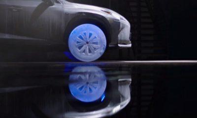 Lexus NX, de paseo con ruedas de hielo 51