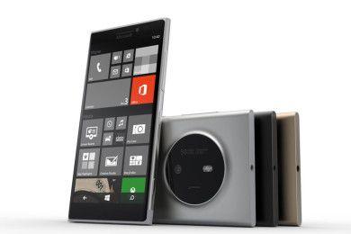 Nuevas imágenes del smartphone Lumia McLaren