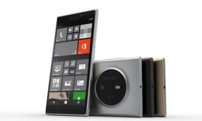 Nuevas imágenes del smartphone Lumia McLaren 112
