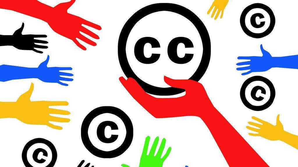 Más de mil millones de trabajos publicados bajo Creative Commons