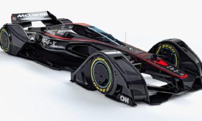 McLaren MP4-X Concept, el F1 del futuro 28