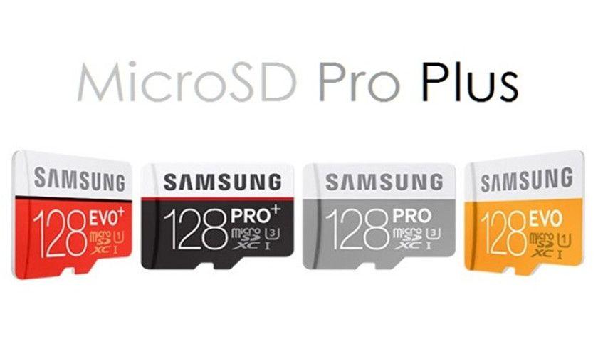 MicroSD Pro Plus Samsung