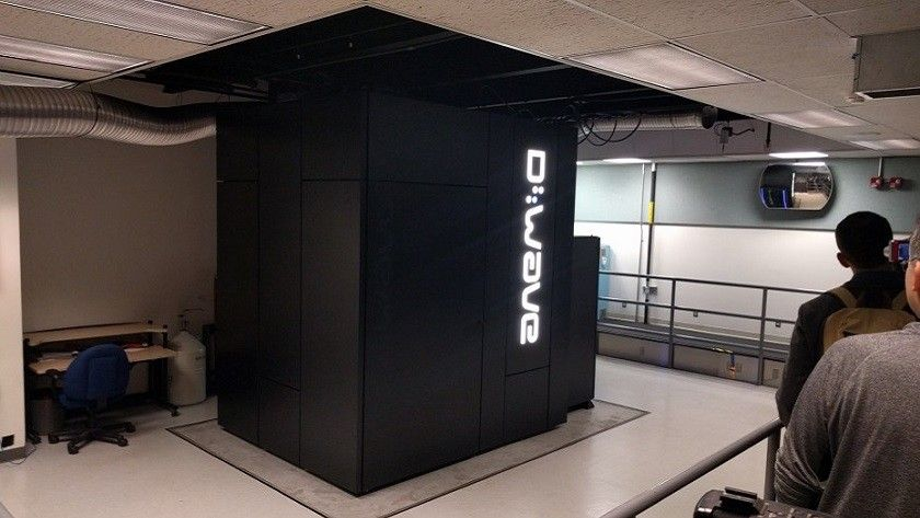 D-Wave 2X, 100 millones de veces más rápido que un PC