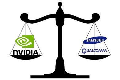 NVIDIA culpable de violar tres patentes de Samsung