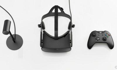 Requisitos oficiales de Oculus Rift CV1 98