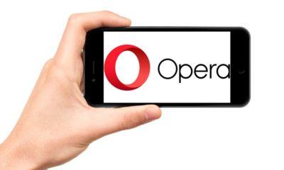 Opera para iOS quiere reemplazar tu aplicación de noticias