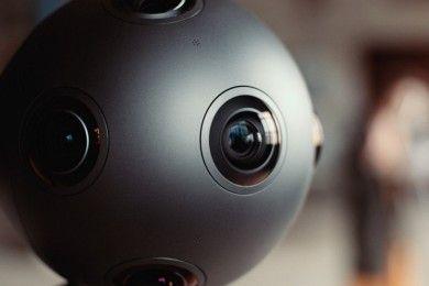 La cámara VR de Nokia costará 60.000 dólares