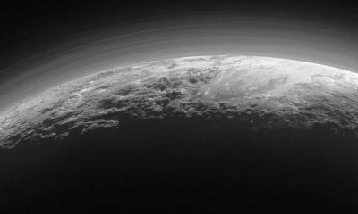 La NASA nos muestra al detalle la superficie de Plutón 81