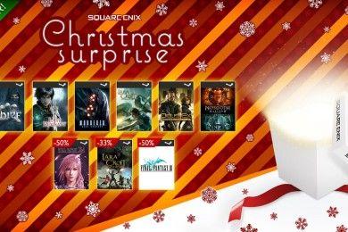 Vuelve la caja sorpresa con juegos de Square-Enix