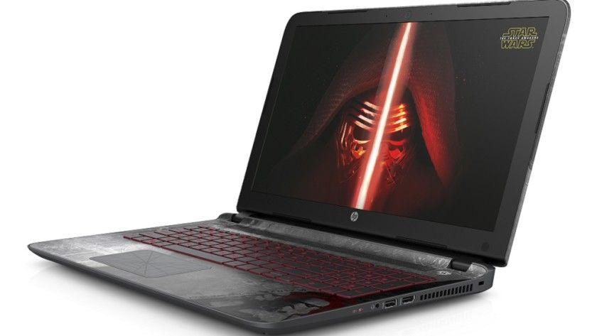 Ya disponible el HP Pavilion Edición Especial Star Wars 29