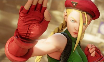 Street Fighter V llegará a Steam OS 38