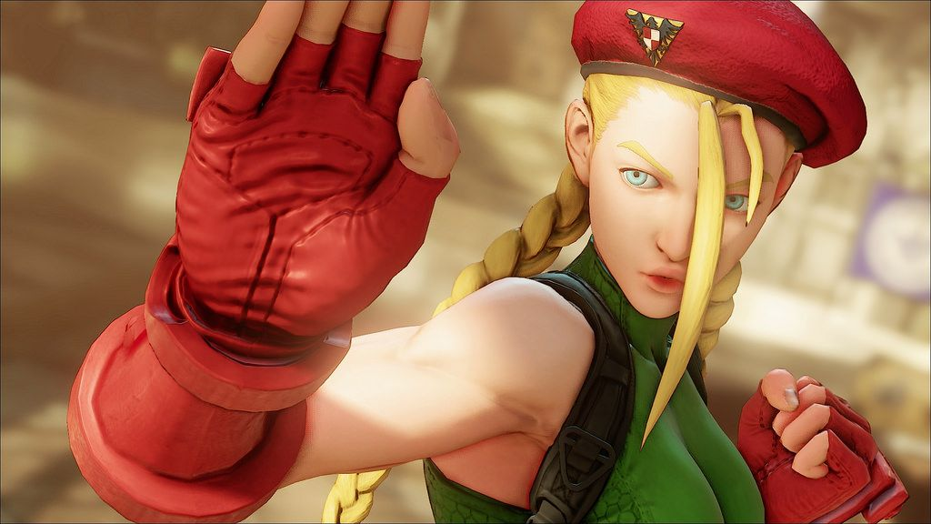 Street Fighter V llegará a Steam OS 29