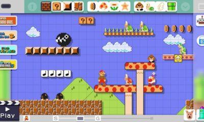 Miyamoto se enfrenta a Super Mario Maker 30