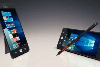 SyncPhone, un PC en formato smartphone con Windows 10