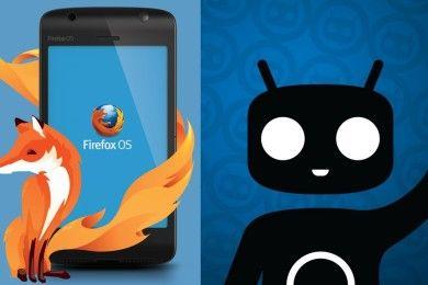 Telefónica deja Firefox OS en favor de Cyanogen
