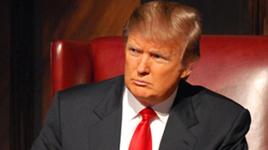 Anonymous tumba la web de Donald Trump 29