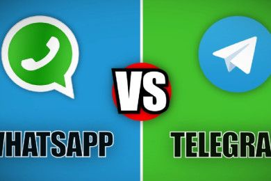 WhatsApp bloquea enlaces de Telegram