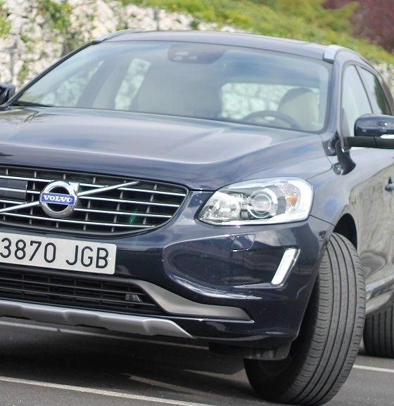 Volvo XC60, valores seguros 31