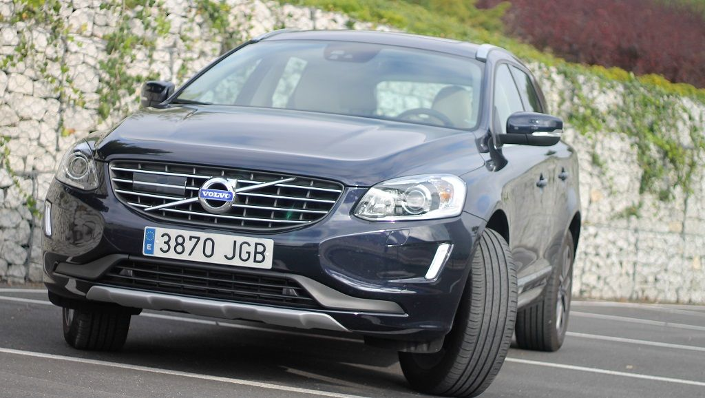 Volvo XC60, valores seguros 29