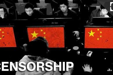 China pide al mundo que respete su censura