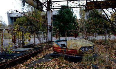 Pasea sin miedo por Chernóbil gracias a la realidad virtual 29