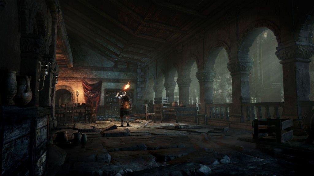 Requisitos oficiales de Dark Souls III para PC 28