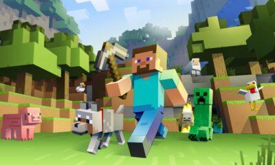Saludad al campeón de EE.UU. de Minecraft 38