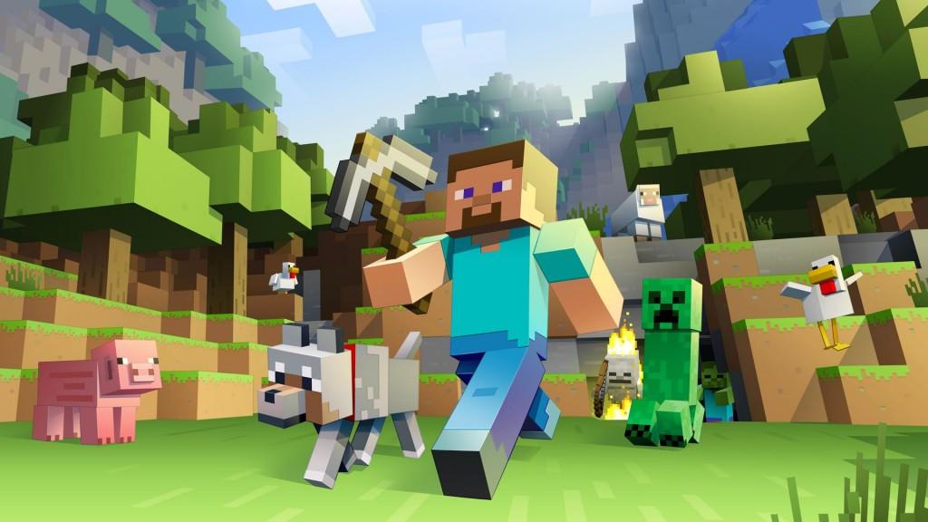 Saludad al campeón de EE.UU. de Minecraft 28