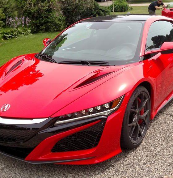 Acura NSX, El Nuevo Lujo De Honda