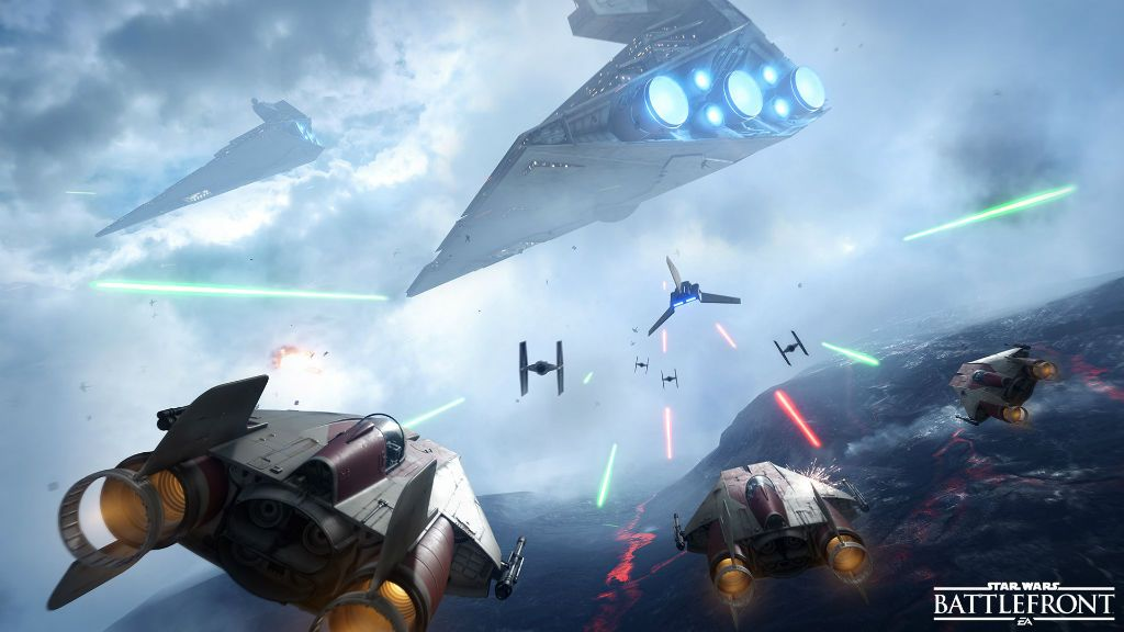 Star Wars Battlefront, análisis 30