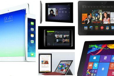 Guía de compra de tablet en Navidad