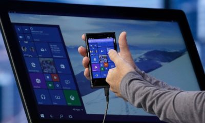 Smartphones que actualizarán a Windows 10 Mobile 109